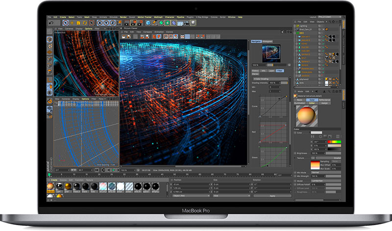macbook pro 2018 graphics geniusmac