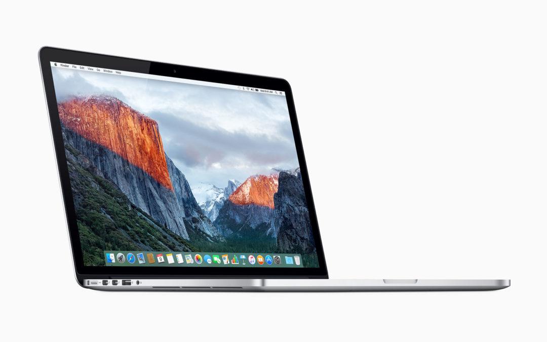 15-inch MacBook Pro Battery Recall Program