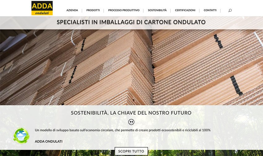 Adda Ondulati web by geniusmac