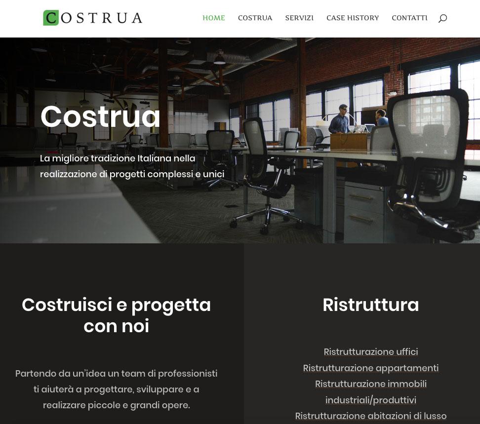 costrua costruzioni ristrutturazioni di qualità website