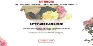 rattiflora e-commerce by geniusmac